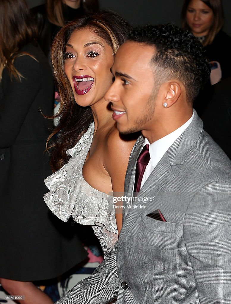 British Fashion Awards - Outside Arrivals : News Photo