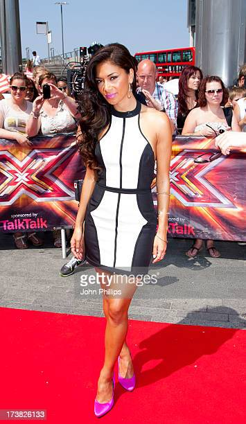 49 The X Factor Last Day Of London Auditions Red Carpet