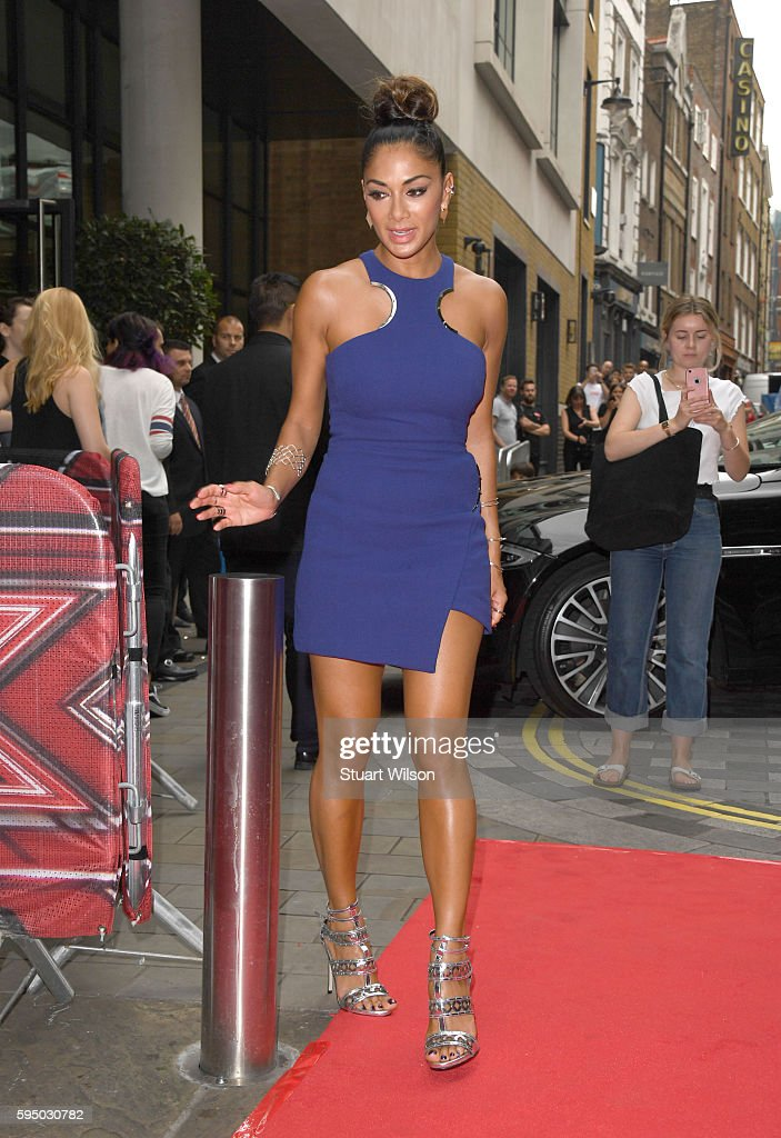 The X Factor Launch 2016 - Photocall : News Photo