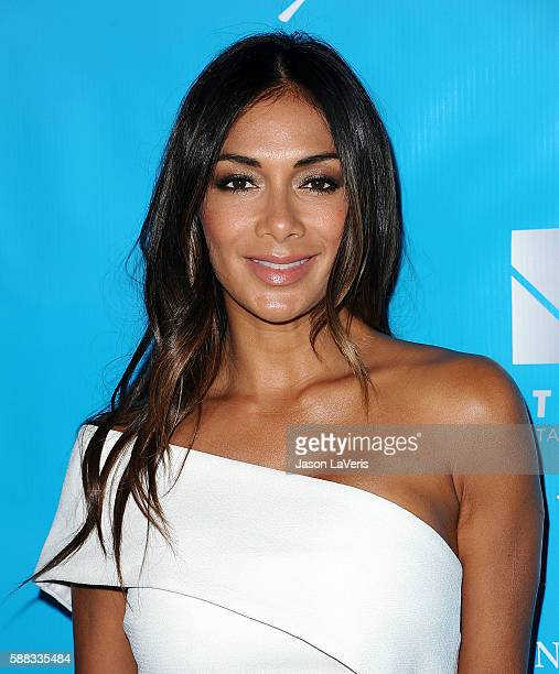 Nicole Scherzinger attends a special event for UN SecretaryGeneral Ban Kimoon on August 10 2016 in Los Angeles California