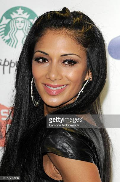 Nicole Scherzinger attends Capital Radio Summertime Ball at Wembley Arena on June 12 2011 in London England