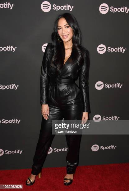 Nicole Scherzinger attends Spotify Best New Artist 2019 event at Hammer Museum on February 7 2019 in Los Angeles California