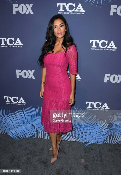 Nicole Scherzinger attends the FOX Summer TCA 2018 AllStar Party at Soho House on August 2 2018 in West Hollywood California