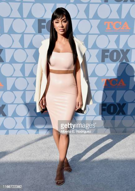 Nicole Scherzinger attends the FOX Summer TCA 2019 All-Star Party at Fox Studios on August 07, 2019 in Los Angeles, California.