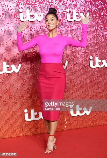 Nicole Scherzinger attends the ITV Gala at the London Palladium on November 9 2017 in London England