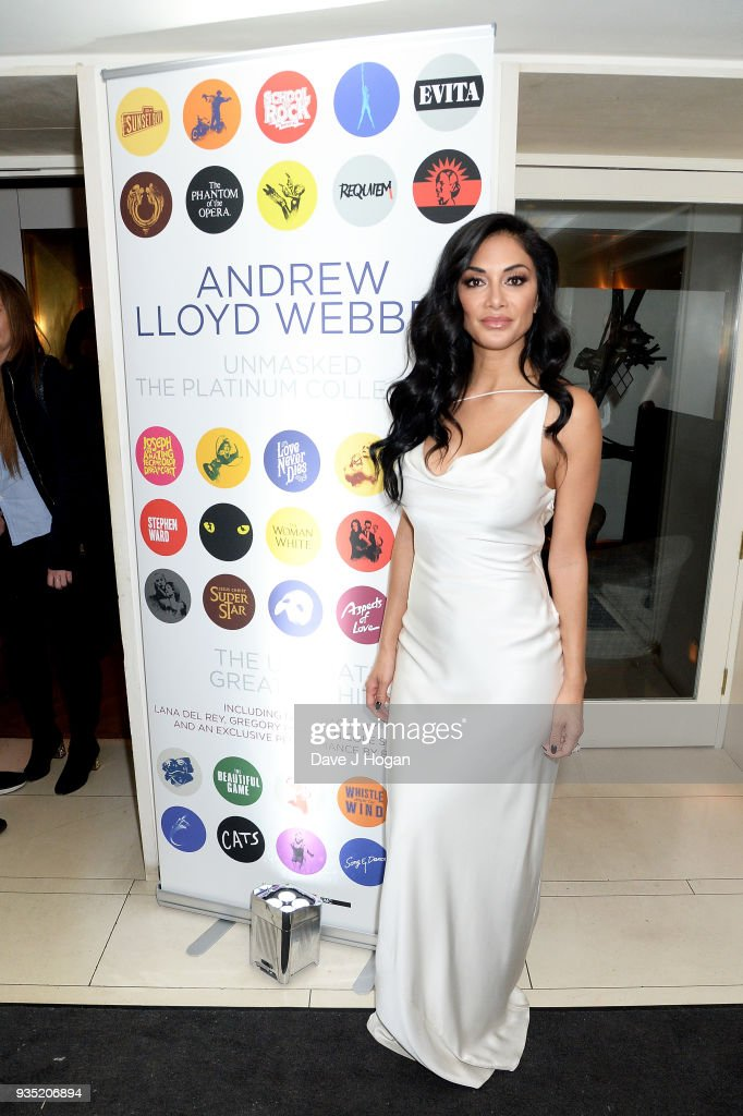 Andrew Lloyd Webber 'Unmasked: The Platinum Collection' Launch