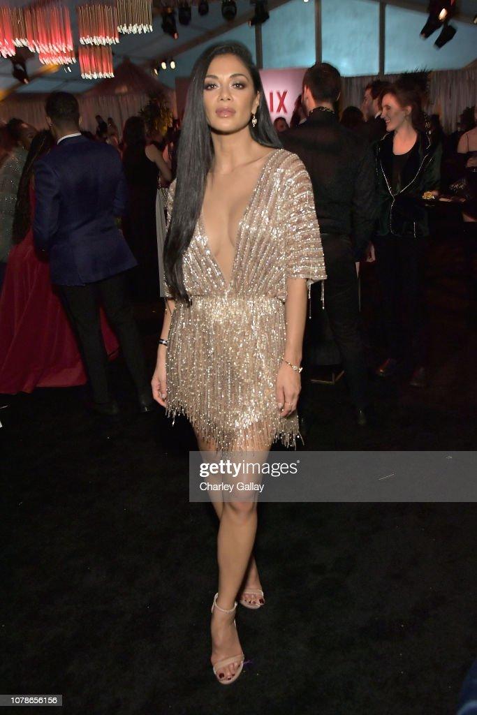 Netflix 2019 Golden Globes After Party : News Photo