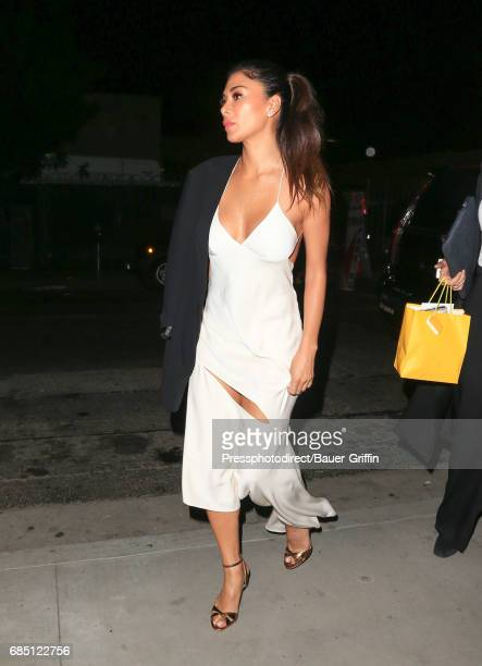 Nicole Scherzinger is seen on May 18 2017 in Los Angeles California