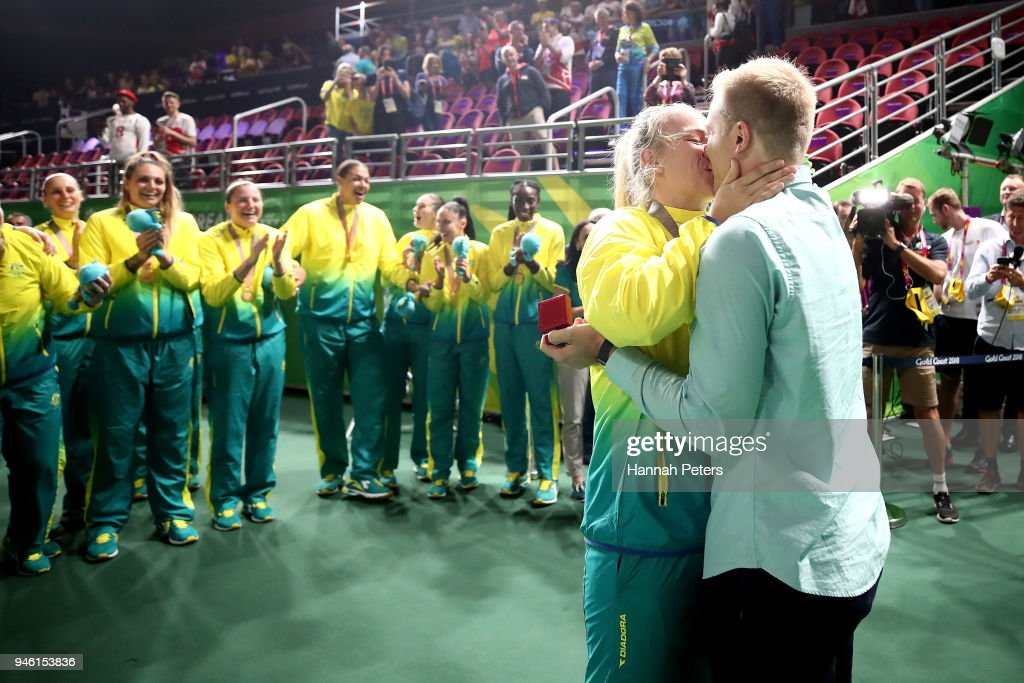 Basketball - Commonwealth Games Day 10 : Photo d'actualité