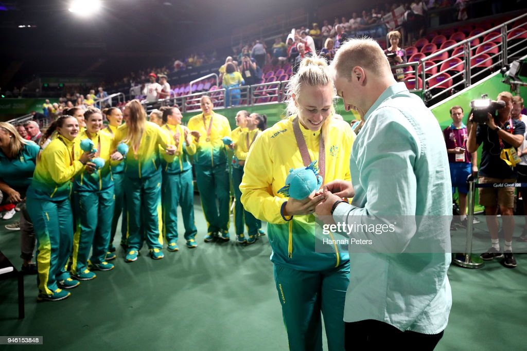 Basketball - Commonwealth Games Day 10 : News Photo