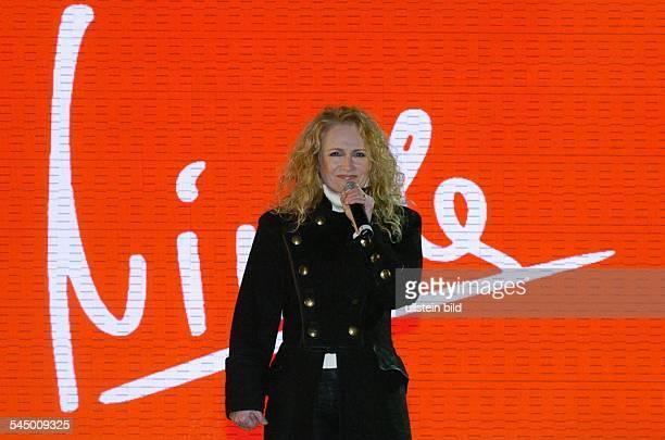Nicole Seibert Musician Singer Pop music Germany performing in Saarbruecken Germany
