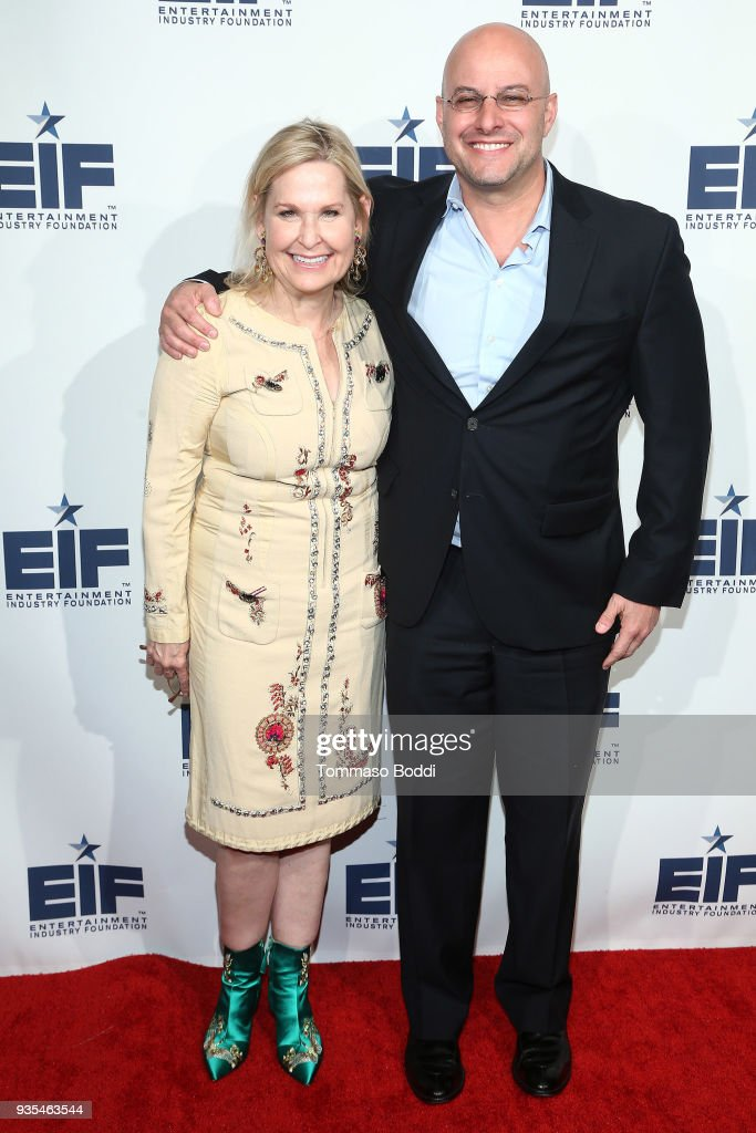 Entertainment Industry Foundation 75th Anniversary Party hosted by Tony and John Goldwyn