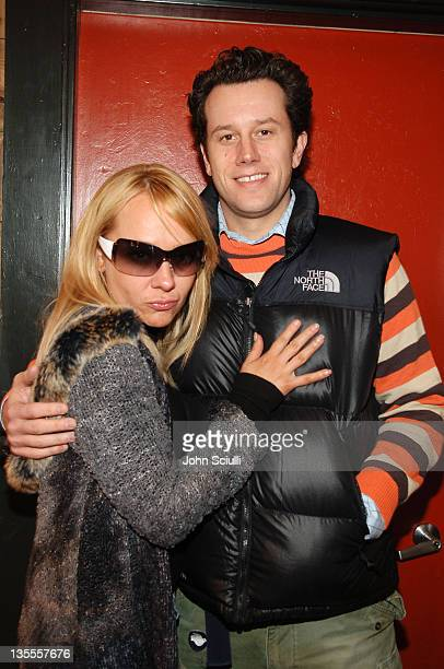 Nicole Sullivan and Jason Packham during 2006 Sundance Film Festival HP Portrait Studio Presented by Wireimage Day 8 at HP Portrait Studio in Park...