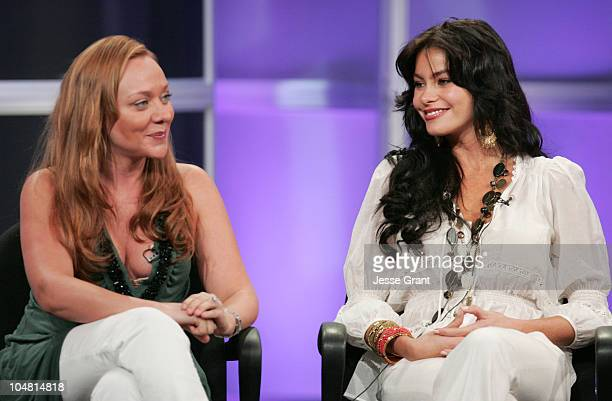 Nicole Sullivan and Sofia Vergara of Hot Properties