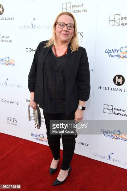 Nicole Sullivan attends Uplift Family Services at Hollygrove's 7th Annual Norma Jean Gala Presented By Houlihan Lokey on May 19 2018 in Hollywood...