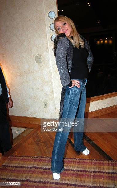 Nicole Sullivan during 2006 Park City TMG Luxury Suite Day 3 at Private Residence in Park City Utah United States
