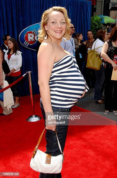 Nicole Sullivan during Meet The Robinsons Los Angeles Premiere Arrivals at El Capitan Theater in Hollywood California United States