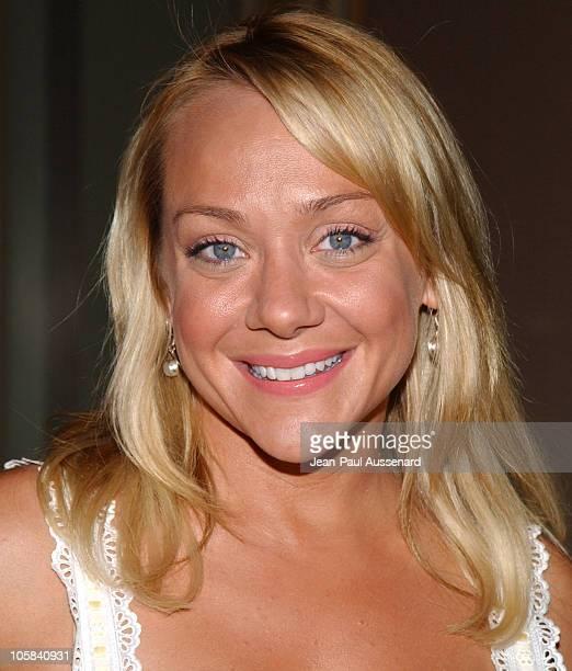 Nicole Sullivan during NBC Summer 2006 TCA Party Arrivals at Ritz Carlton in Pasadena California United States