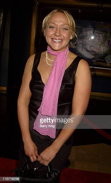 Nicole Sullivan during The Magic Castle Presents 'For Roy With Love' Tribute at Academy of Magical Arts Awards at Henry Fonda Music Box Theater in...