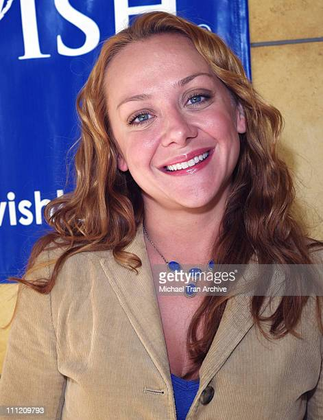 Nicole Sullivan *Exclusive Coverage* during MakeAWish Foundation Benefit Aces For Wishes Celebrity Poker Tournament August 14 2005 at The Highlands...