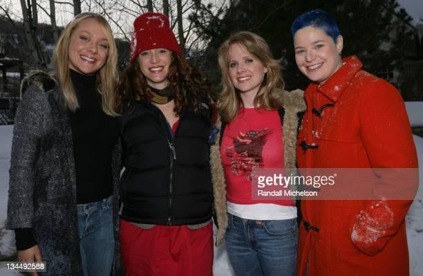 Nicole Sullivan Samantha KurtzmanCounter Joy Gohring and Lara Spotts