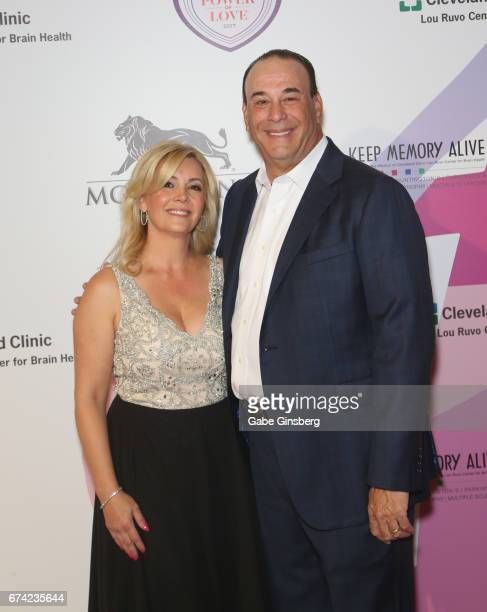 Nicole Taffer and her husband, Nightclub & Bar Media Group President, host and Co-Executive Producer of the Spike television show 'Bar Rescue' Jon...
