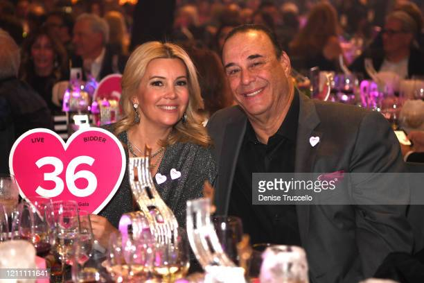 Nicole Taffer and Jon Taffer attend the 24th annual Keep Memory Alive 'Power of Love Gala' benefit for the Cleveland Clinic Lou Ruvo Center for Brain...