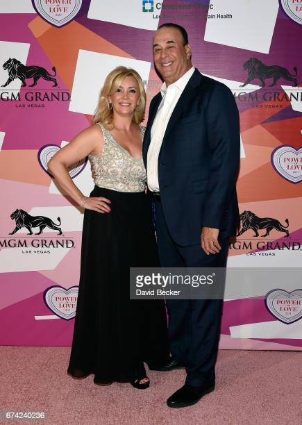 Nicole Taffer and Nightclub Bar Media Group President host and CoExecutive Producer of the Spike television show Bar Rescue Jon Taffer attend Keep...