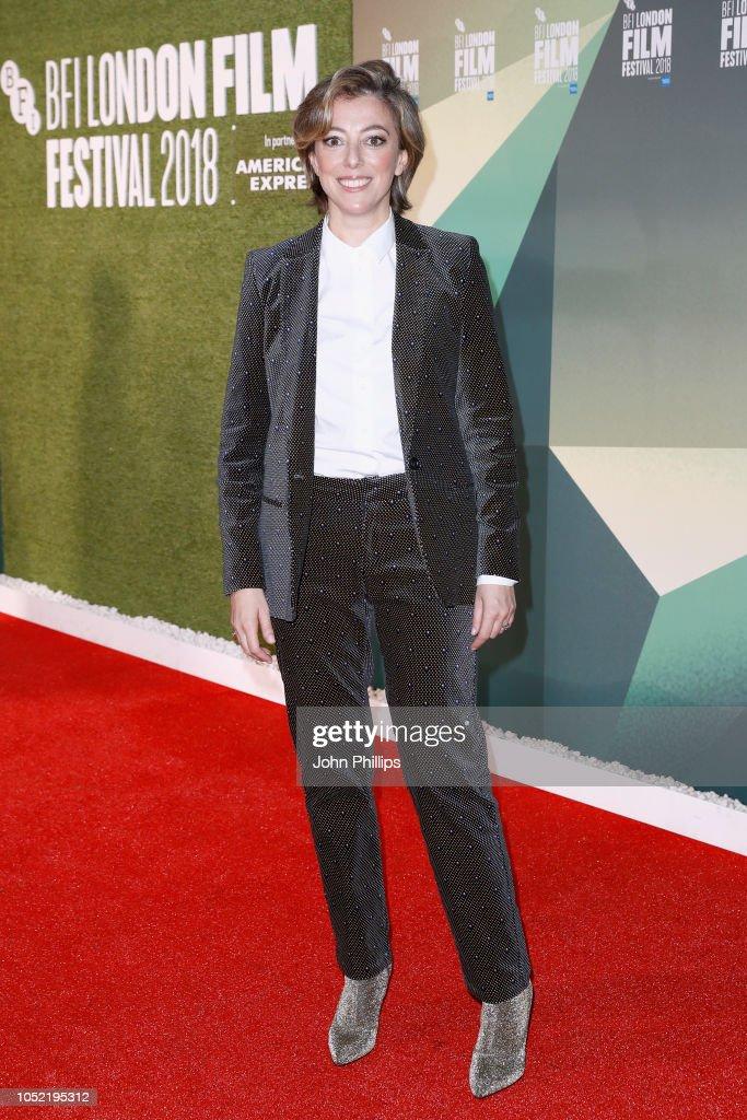 """Wild Rose"" European Premiere & Festival Gala - 62nd BFI London Film Festival : Nyhetsfoto"