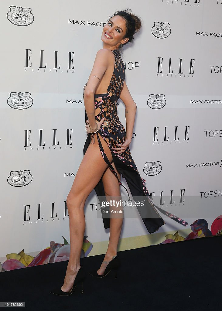 The ELLE Style Awards - Arrivals : News Photo