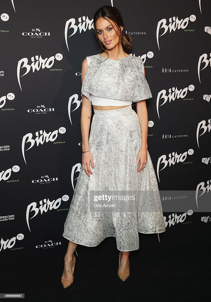 Buro 24/7 Australia Launch - Arrivals