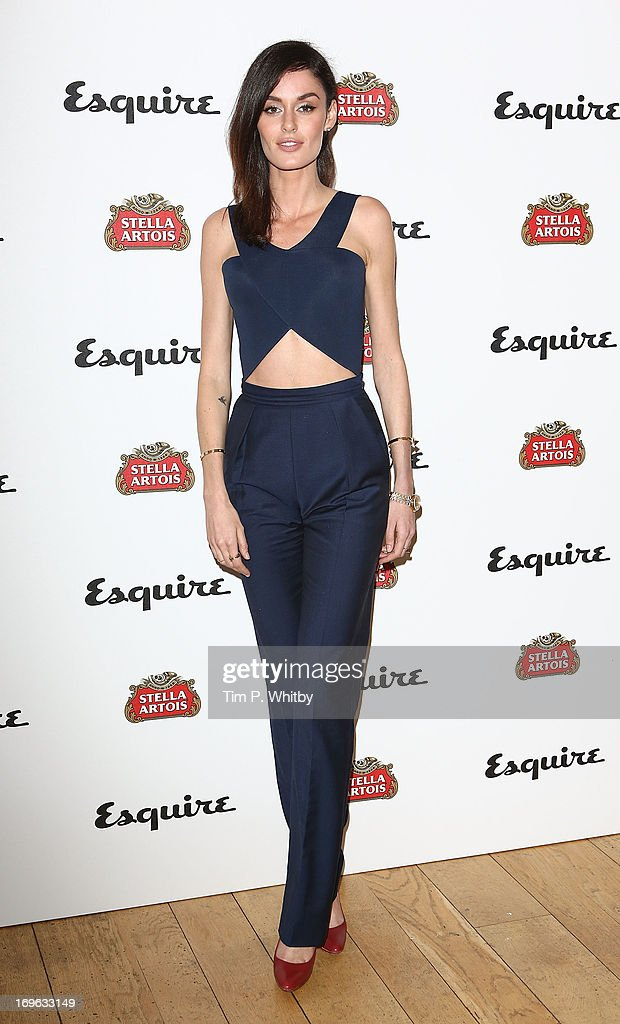 Nicole Trunfio attends Esquire's first summer party at Somerset House on May 29, 2013 in London, England.