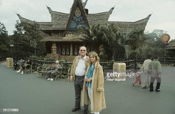 Nicole Vater Siegfried Hohloch Tokio /Japan/Asien Internationales Liederfestival Schlager Promis Prominenter Prominente