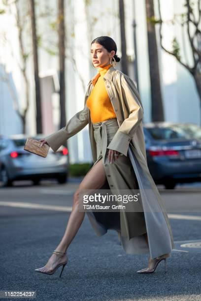 Nicole Williams is seen on June 26, 2019 in Los Angeles, California.