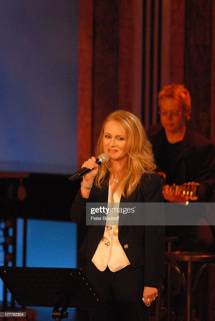 Nicole Zdf Musik Show Abschieds Gala Zum 70 Geburtstag Danke