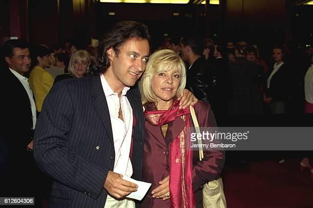 Nicoletta and her husband Jean Christophe Molinier