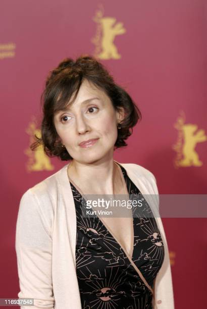 Nicoletta Braschi during 56th Berlinale International Film Festival The Tiger and the Snow Photocall at Berlinale in Berlin Germany
