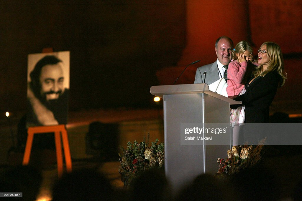 """Salute Petra"" Luciano Pavaotti Memorial Event : News Photo"