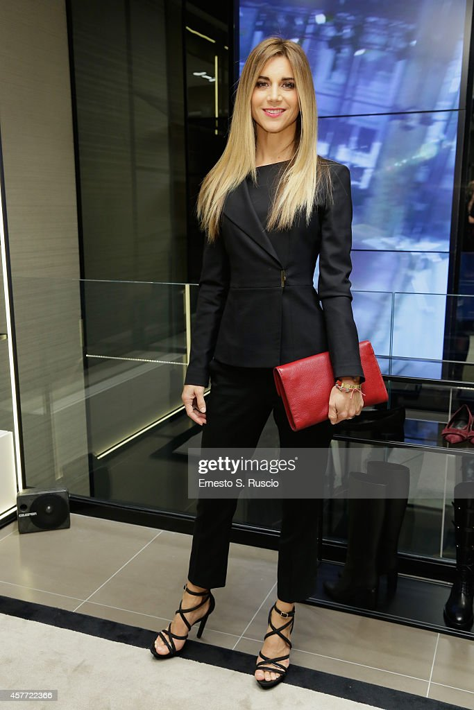 Hugo Boss Store Opening - The 9th Rome Film Festival
