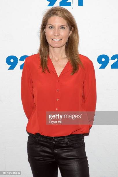 Nicolle Wallace attends James Comey in Conversation with Nicolle Wallace at 92nd Street Y on December 9 2018 in New York City
