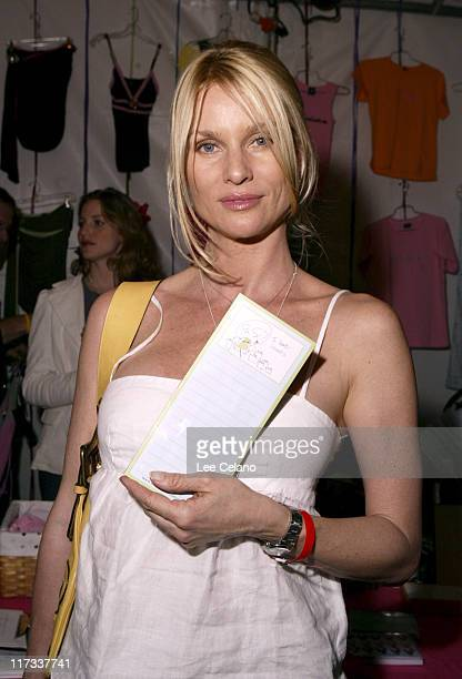 Nicollette Sheridan at Lorelei during Silver Spoon PreGolden Globe Hollywood Buffet Day 2 at Private Residence in Los Angeles California United...