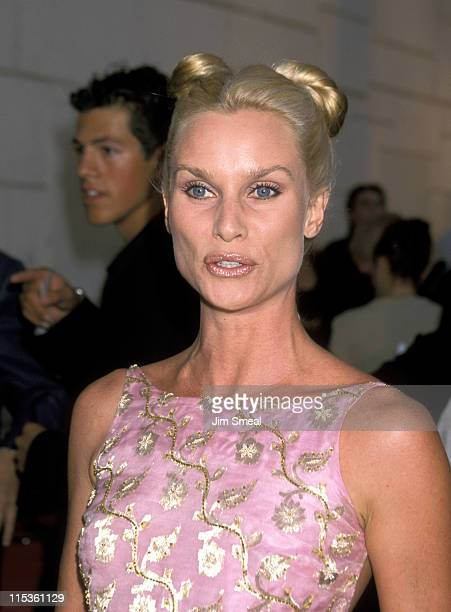 Nicollette Sheridan during Love Stinks Westwood Premiere at Mann's Festival Theater in Westwood California United States