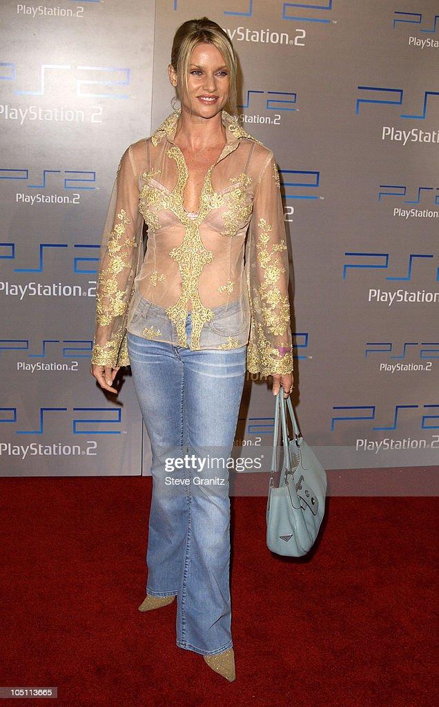 Nicollette Sheridan during Playstation 2 'Playa Del Playstation' Party at Viceroy Hotel in Santa Monica, California, United States.