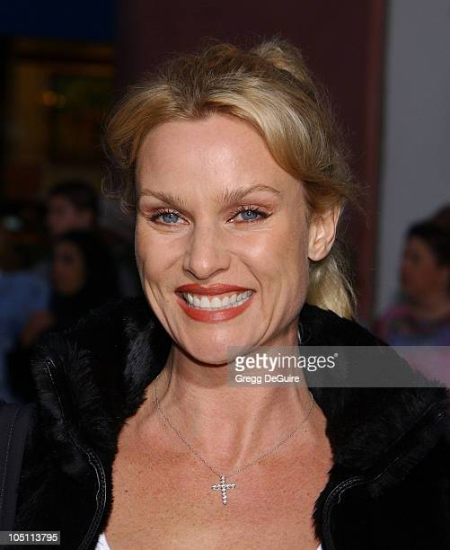 Nicollette Sheridan during The World Premiere of Bruce Almighty at Universal Amphitheatre in Universal City California United States