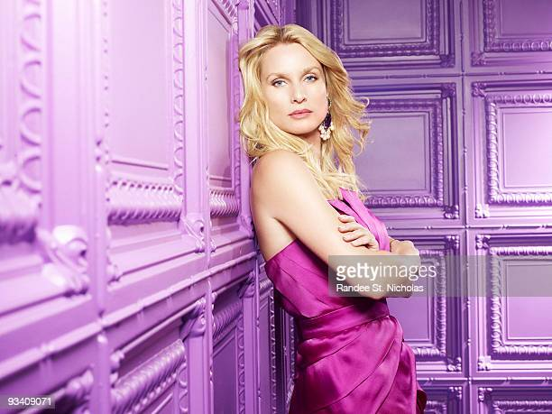 HOUSEWIVES Nicollette Sheridan stars as Edie Britt in the ABC Television Network's 'Desperate Housewives'