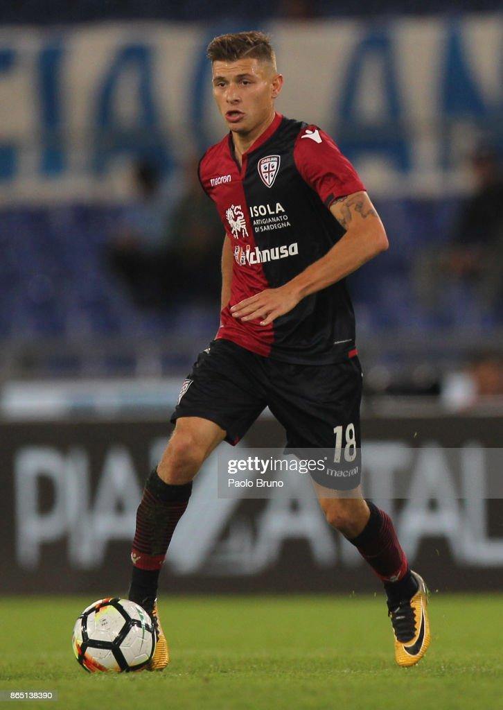 SS Lazio v Cagliari Calcio - Serie A : News Photo