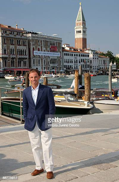 Nicolo Cardi attends the opening of the new Contemporary Art Centre Francois Pinault Foundation on June 4 2009 in Venice Italy
