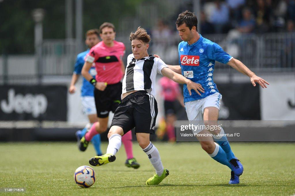 ITA: Juventus U19 v SSC Napoli U19 - Serie A Primavera