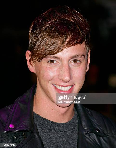 Nicolo Festa attends the 'Due Date' Premiere at The Empire Cinema Leicester Square on November 3 2010 in London England