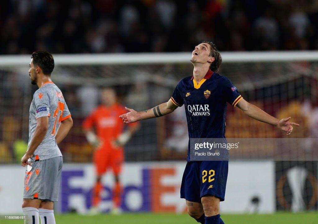 AS Roma v Istanbul Basaksehir F.K.: Group J - UEFA Europa League : News Photo